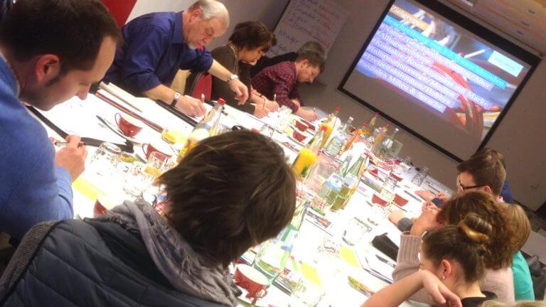hospitality hotellerie gastronomie seminar training